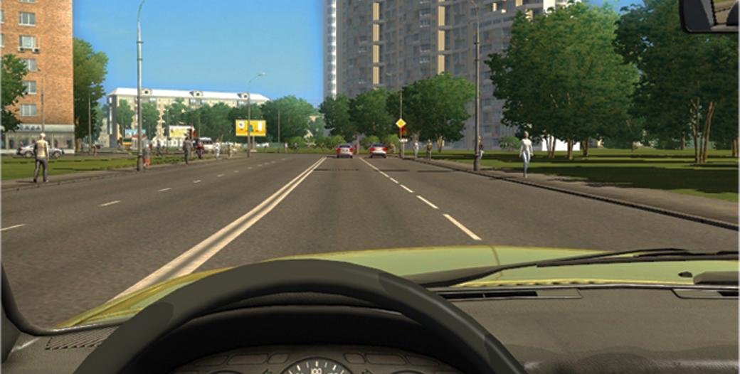 Driving Simulator (D-SIM)