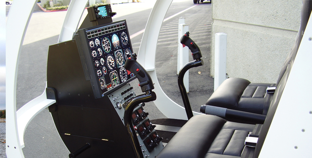 Helicopter Pilot Training System (HPTS)