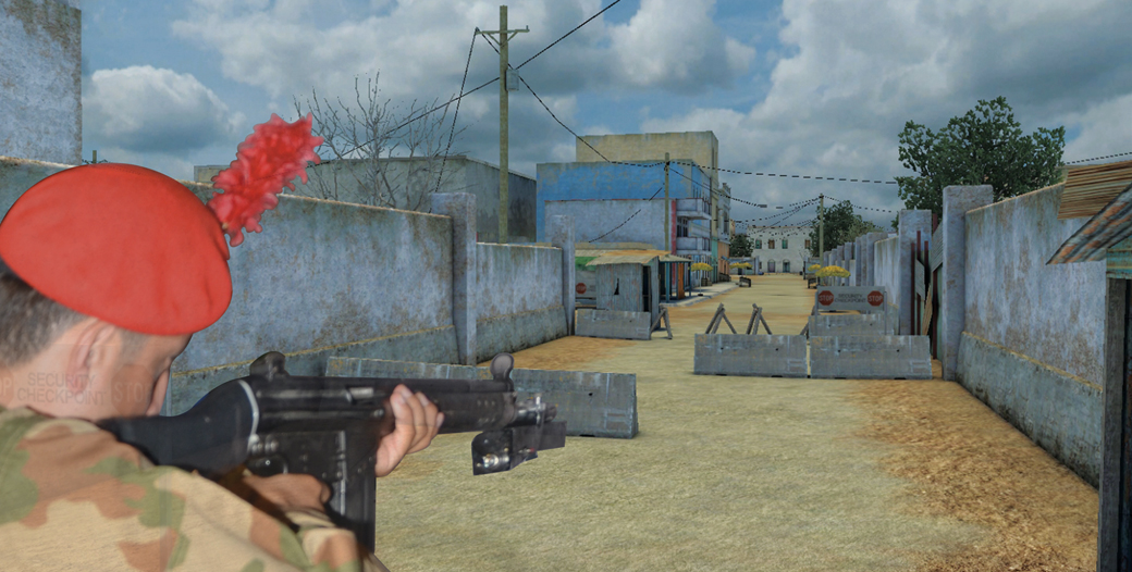 Shooters Profile System (SPS)